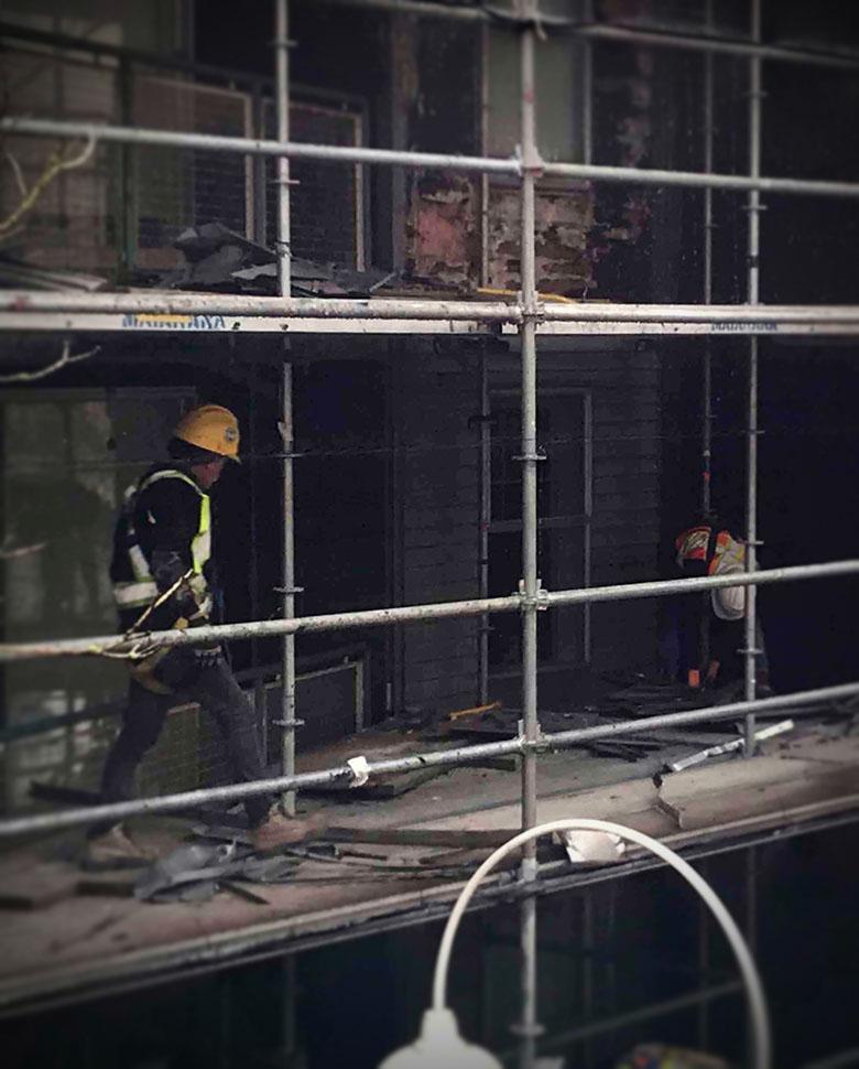 industrial demolition Vancouver BC