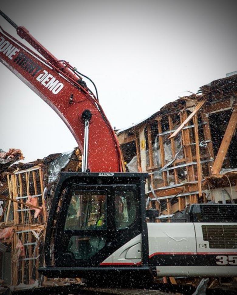 house demolition companies