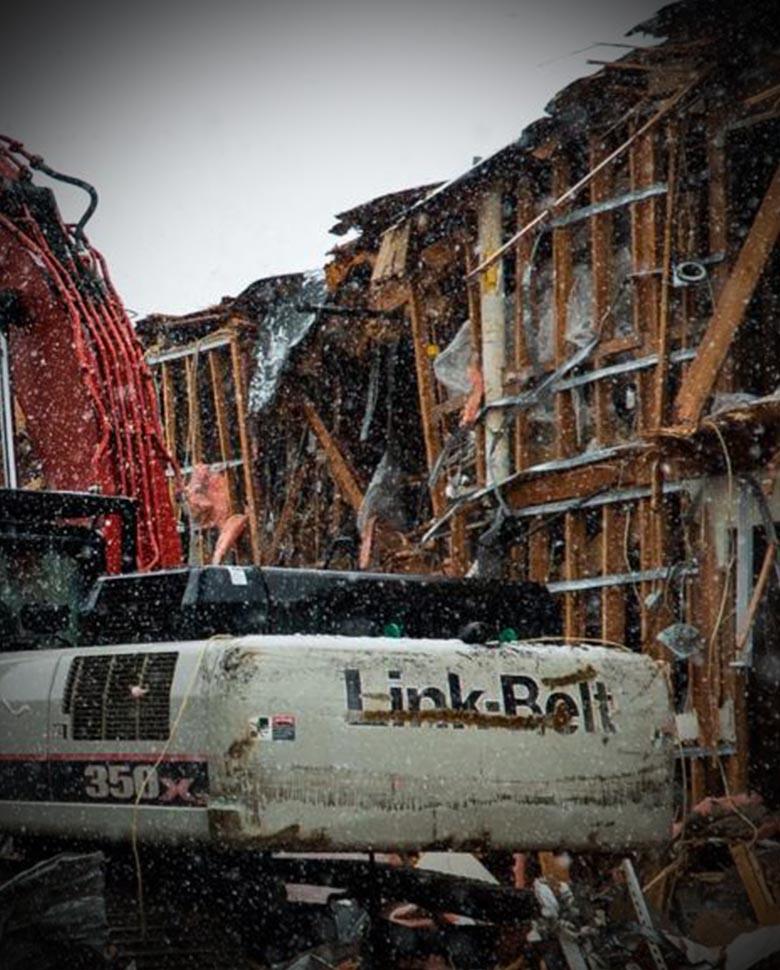 home demolition companies
