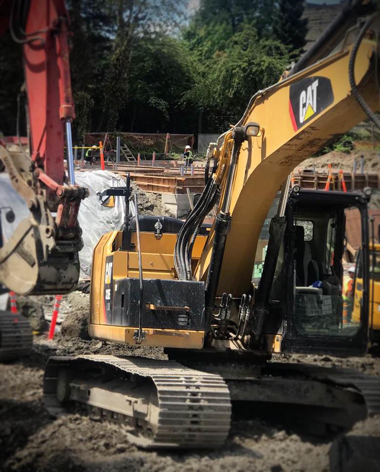 civil utilities contrators vancouver